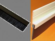 Door Seal (Brush / Rubber)