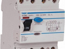ELCB 415V 3 Phase