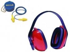 Ear Plug & Ear Muff