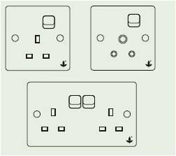 Socket Outlet (13A & 15A)