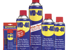 WD40 (Various Sizes)