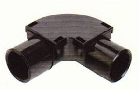 uPVC Conduit 90 degree Bend   H & Ws - H & W COMMUNICATIONS